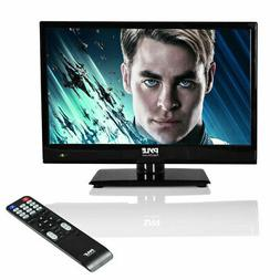 "Upgraded Premium 15.6"" 1080p LED TV, Multimedia Disc Player,"