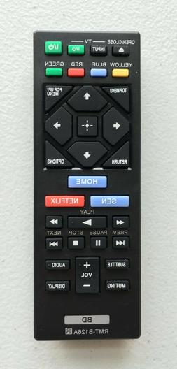 RMT-VB100U Remote for Sony DVD Player RMT-B126A BDP-BX150 BD