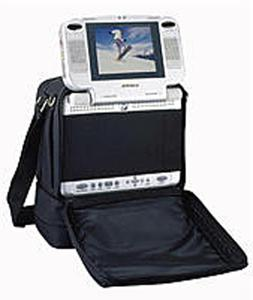 Audiovox VBP-4000 -InchVideo-In-A-Bag-Inch 5.6-Inch LCD TV/D