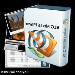 VLC Media Player 2020 Play DVDs CDs Stream Media YouTube and