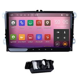 WiFi 9 Inch Android 8.1 Double 2 Din Car Stereo Video Receiv