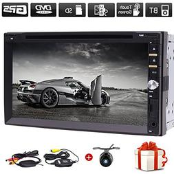 """Free Wireless Backup Camera & Remote Control+ 7"""" Wince Doubl"""