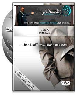 And You Shall Love The Lord DVD